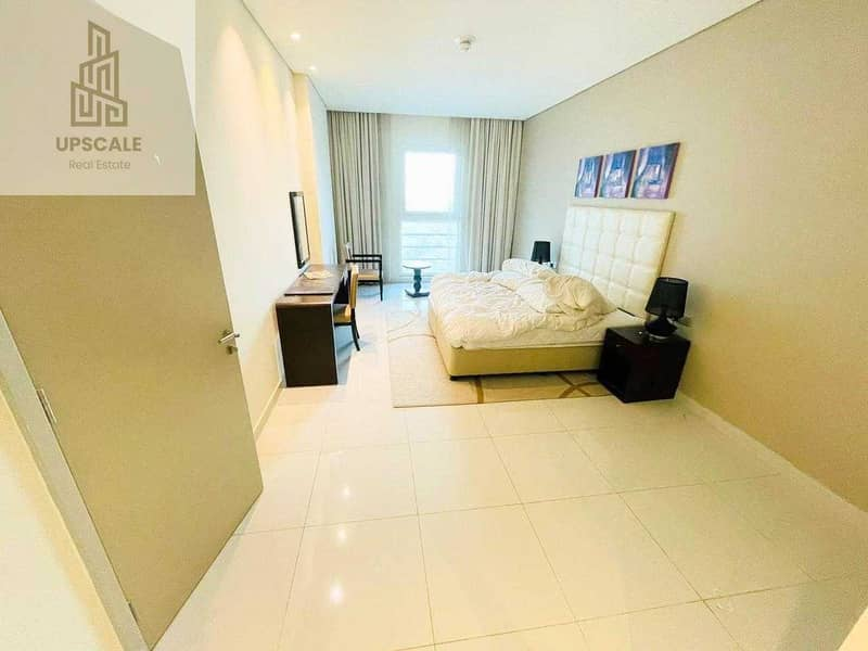 An Exquisite Fully Furnished Apartment Located in Highly Sought after Location in Dubai south  to Rent