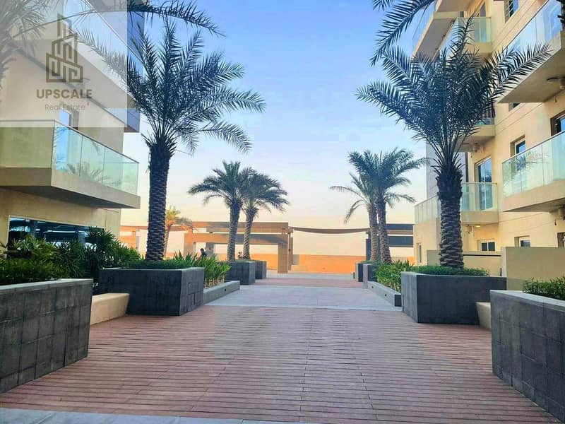 16 An Exquisite Fully Furnished Apartment Located in Highly Sought after Location in Dubai south  to Rent