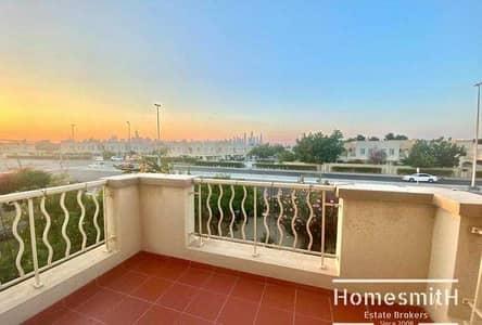 فیلا 2 غرفة نوم للبيع في الينابيع، دبي - Best Price   Single row   Vacant  Next to Lake