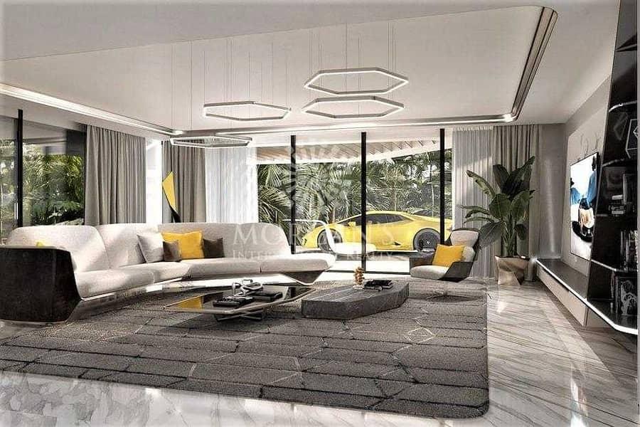 Resale Lamborghini villa on best location