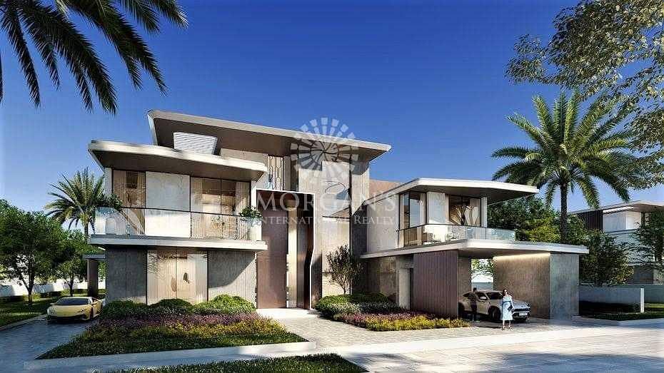 2 Resale Lamborghini villa on best location