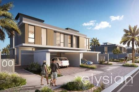 3 Bedroom Villa for Sale in Dubai Hills Estate, Dubai - Full Golf Course View   Stunning 3 Bedroom