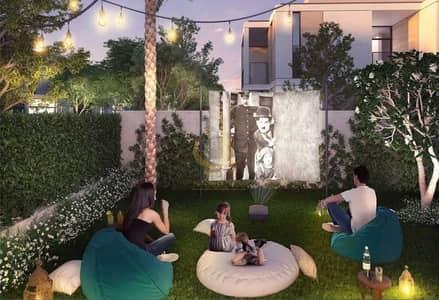 فیلا 3 غرف نوم للبيع في الخزامية، الشارقة - مقدم 130،000 | خطة سداد سهلة | عرض بدون رسوم خدمة | مدينة مستدامة