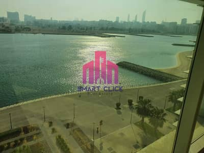 3 Bedroom Flat for Sale in Al Reem Island, Abu Dhabi - Attractive offer for you  apartment with the largest and best design with modern and complete maintenance and sea view