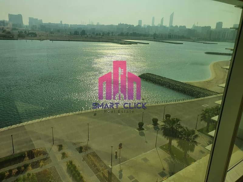 Attractive offer for you  apartment with the largest and best design with modern and complete maintenance and sea view
