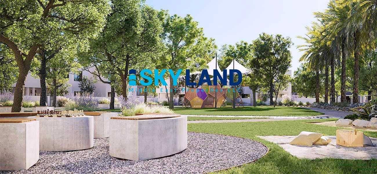 13 Premium Location ! 4Bed Villa | In-Demand Investment
