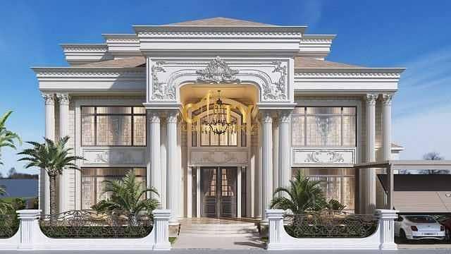 Brand New Luxury Design Villa | 2 Majlis