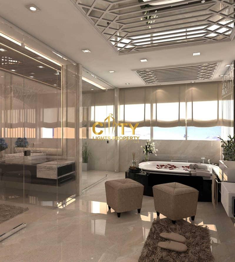 12 Brand New Luxury Design Villa | 2 Majlis