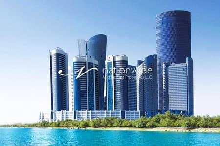 استوديو  للبيع في جزيرة الريم، أبوظبي - Contemporary Unit Positioned In A Prime Area