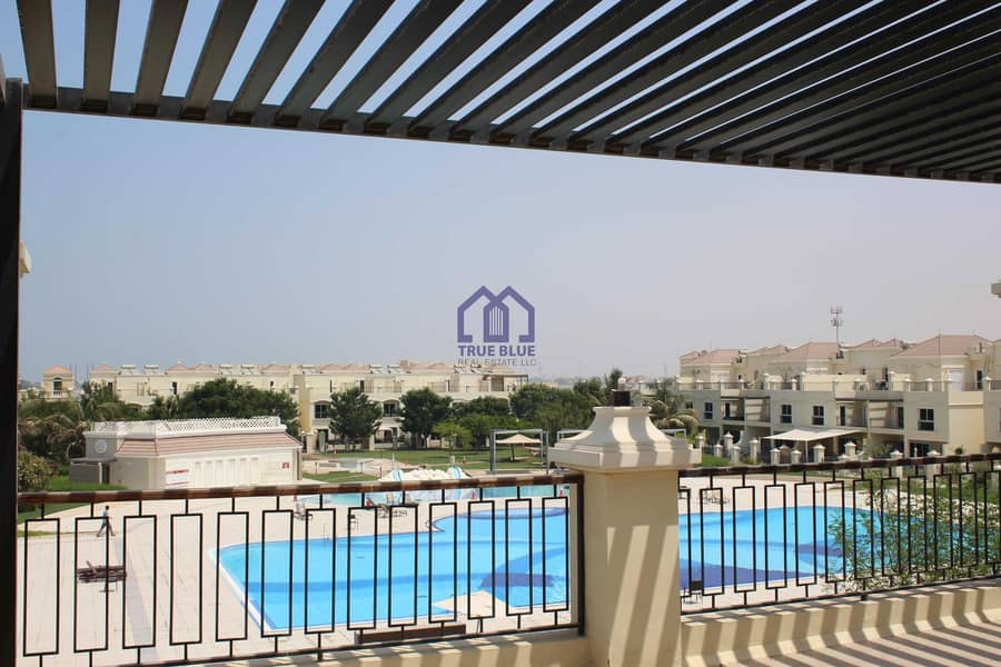 22 Vacant Bayti Three Bedroom near Swimming Pool