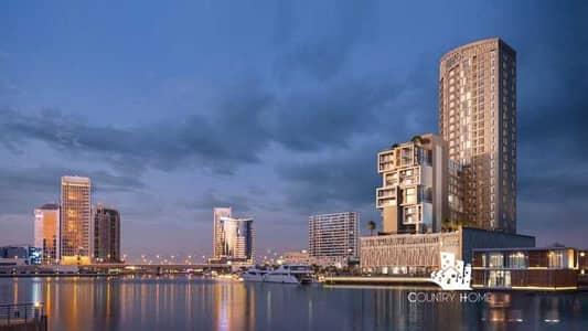 2 Bedroom Flat for Sale in Business Bay, Dubai - Located on Canal   Waterfront Living   DLD Waiver