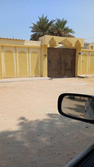 4 Bedroom Villa for Rent in Al Mowaihat, Ajman - For rent in Ajman Al Mowaihat  One-floor villa with an area of 7000 thous