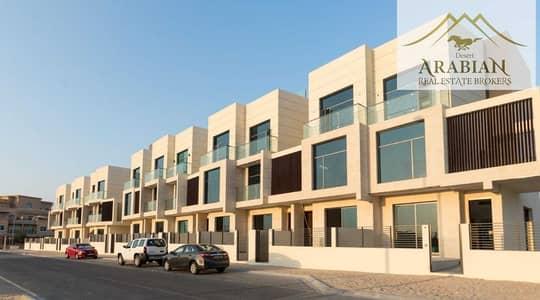 فیلا 4 غرف نوم للبيع في قرية جميرا الدائرية، دبي - Rooftop Pool & BBQ   Corner Unit   Maid's Room  