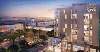 59k DP - Building Linked To City Center - Luxury Finishing