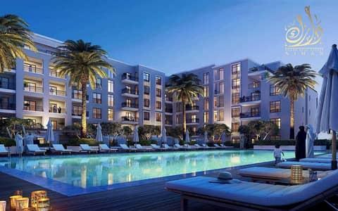 شقة 1 غرفة نوم للبيع في الخان، الشارقة - شقة في سيان بيتش رزيدنس من ايجل هيلز جزيرة مريم الخان 1 غرف 560000 درهم - 5400992
