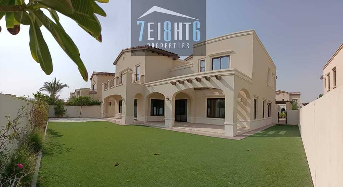 Beautifully presented: 7 b/r good quality independent villa for sale in Arabian Ranches