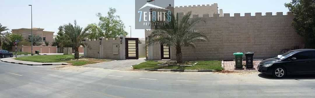 9 Beautifully presented: 3 b/r good quality semi-independent mulhaq for rent in Barsha 3