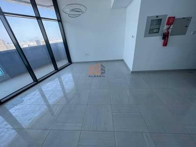 استوديو  للايجار في قرية جميرا الدائرية، دبي - big studio new in jvc for rent with big balcony