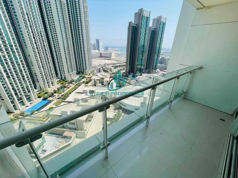 شقة في برج تالا مارينا سكوير جزيرة الريم 1 غرف 62000 درهم - 5334634
