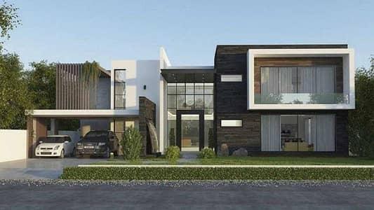 5 Bedroom Villa for Sale in Al Tai, Sharjah - Villas in the most beautiful projects in Sharjah