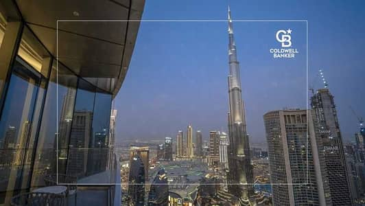 Sky Collection-4BR Penthouse Burj & Fountain view