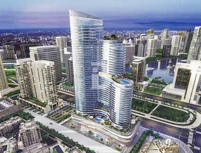 شقة 1 غرفة نوم للبيع في وسط مدينة دبي، دبي - Downtown 1bed luxury unit    Burj Khalifa view