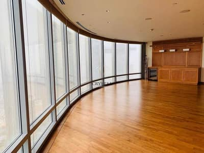 No Pillars! Panoramic Glass 2BR! Vacant
