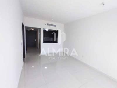 شقة 1 غرفة نوم للايجار في جزيرة الريم، أبوظبي - شقة في مارينا بلو مارينا سكوير جزيرة الريم 1 غرف 48999 درهم - 5409668