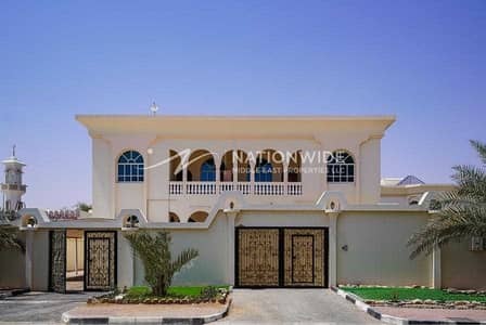 5 Bedroom Villa for Rent in Al Marakhaniya, Al Ain - Rest And Relax In This One Of A Kind Villa