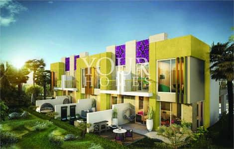 3 Bedroom Townhouse for Sale in DAMAC Hills 2 (Akoya Oxygen), Dubai - Minus premium