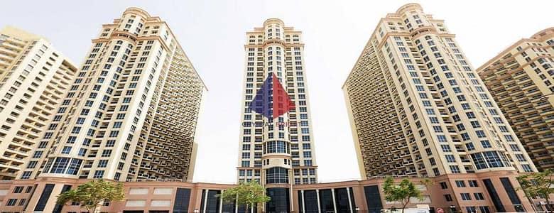استوديو  للبيع في مدينة دبي للإنتاج، دبي - شقة في لاجو فيستا A لاجو فيستا مدينة دبي للإنتاج 268000 درهم - 5409818
