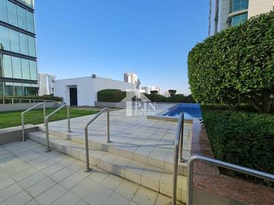 3 Bedroom Flat for Rent in Al Reem Island, Abu Dhabi - Adorable | 3 Bedroom For Rent in Rak Tower.