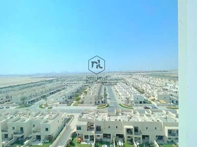 1 Bedroom Flat for Rent in Town Square, Dubai - SKYLINE VIEW 1 BED ROOM WITH BALCONY AND PARKING IN SAFI APARTMENTS