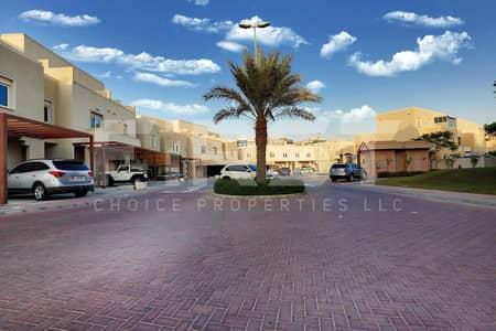 فیلا 3 غرف نوم للبيع في الريف، أبوظبي - Best Buy |Single Row Villa |w/ Rent Refund
