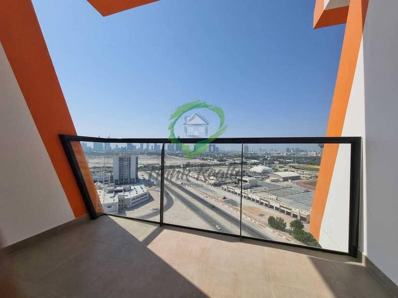 Motivated Seller| Brand New Corner 1BHK Apartment | Burj khalifa View