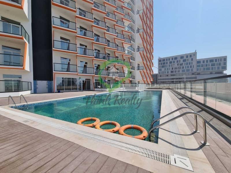 23 Motivated Seller| Brand New Corner 1BHK Apartment | Burj khalifa View