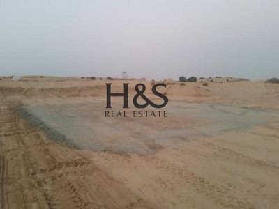 ارض تجارية  للبيع في التلة 1، عجمان - ارض تجارية في التلة 1 62500000 درهم - 5409946