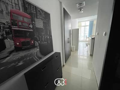 Studio for Rent in Dubai Marina, Dubai - Fully Furnished High Floor Luxury with Dishwasher
