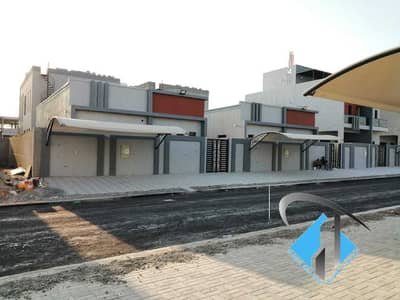 3 Bedroom Villa for Sale in Al Zahya, Ajman - a price of a thousand, including registration and ownership fees_Villa super deluxe finishing on Sheikh Mohammed bin Zayed Street For owners