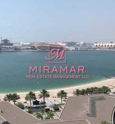 2 Bedroom Apartment for Sale in Al Raha Beach, Abu Dhabi - AMAZING SEA AND CANAL VIEW   HIGH FLOOR   2 BALCONIES   LARGE APARTMENT