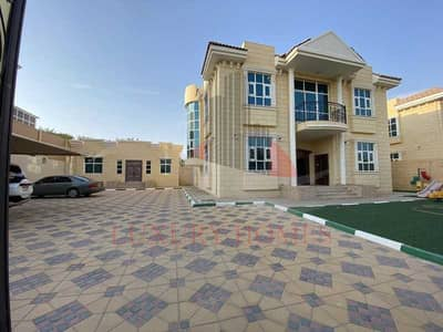 5 Bedroom Villa for Rent in Al Sidrah, Al Ain - Exquisite Private Villa with All Master Bedrooms