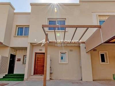 فیلا 2 غرفة نوم للبيع في الريف، أبوظبي - Spacious Single Row Villa Perfect For Investment