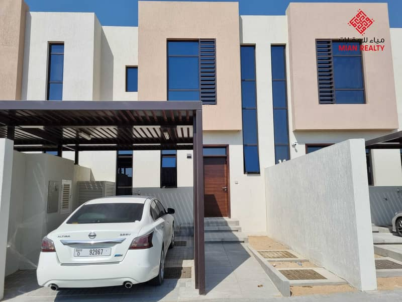 Brand New 2 bedrooms townhouse for rent in Phase 1