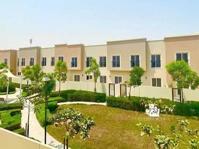 تاون هاوس 3 غرف نوم للايجار في دبي لاند، دبي - Close to Pool   Single Row   Brand New