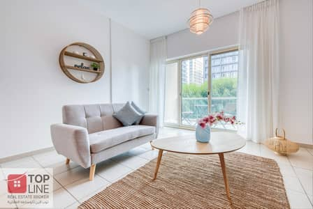 شقة 1 غرفة نوم للبيع في الروضة، دبي - Spacious 1 BR   Garden View   Tenanted