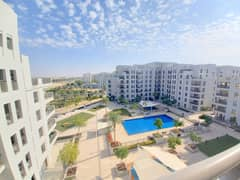 POOL VIEW   3 BED ROOM   MAID+BALCONY+PARKING   SAFI APARTMENTS