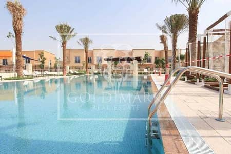 تاون هاوس 4 غرف نوم للبيع في دبي لاند، دبي - Corner Unit    4 bedroom    Close to Pool N Park