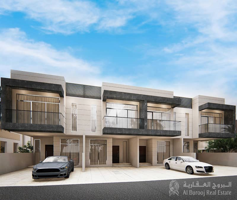 2 Only Few Units Available! Spacious 4BR Townhouse |Al Furjan