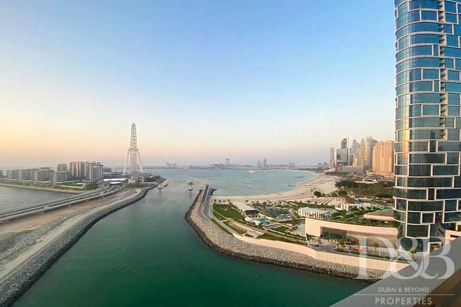 2 Full Sea View | High Floor | Available