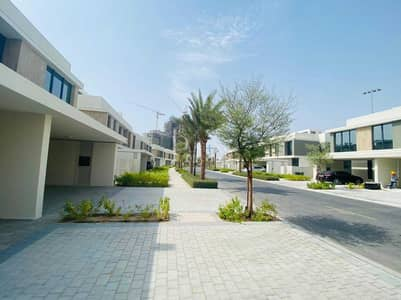 4 Bedroom Townhouse for Sale in Dubai Hills Estate, Dubai - Corner 4 bed  Near to Golf club   Golf Course View